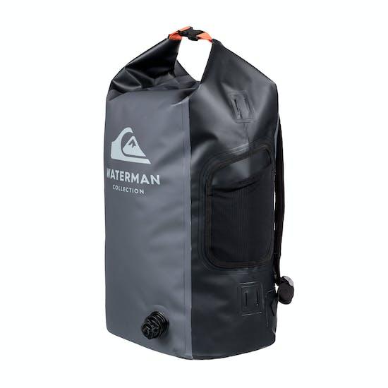 Quiksilver Waterman Sea Stash 35L Roll Top Wet Dry Surf Backpack