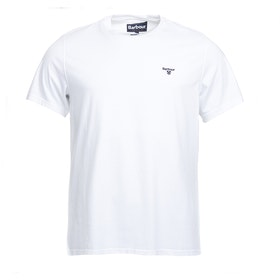 Barbour Sports T Shirt - White