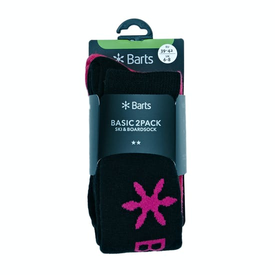 Calcetines de esquiar Mujer Barts Basic 2 Pack