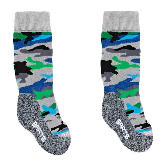 Barts Skisock Camo Kids Snow Socks