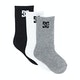 DC 3 Pack Crew Boys Sports Socks