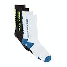 Oakley Back Logo 2 Pk Socks