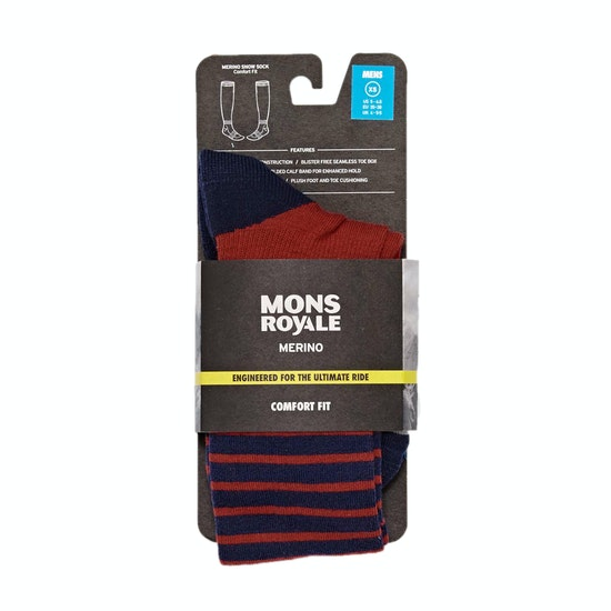 Mons Royale Lift Access Fashion Socks