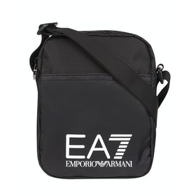 EA7 Train Logo Messenger-Tasche - Nero