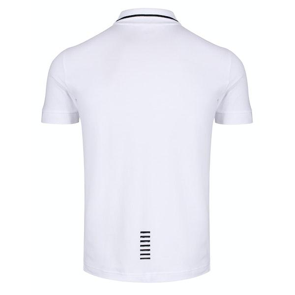 EA7 Short Sleeve Polo Shirt