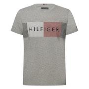 Tommy Hilfiger Corp Merge Short Sleeve T-Shirt