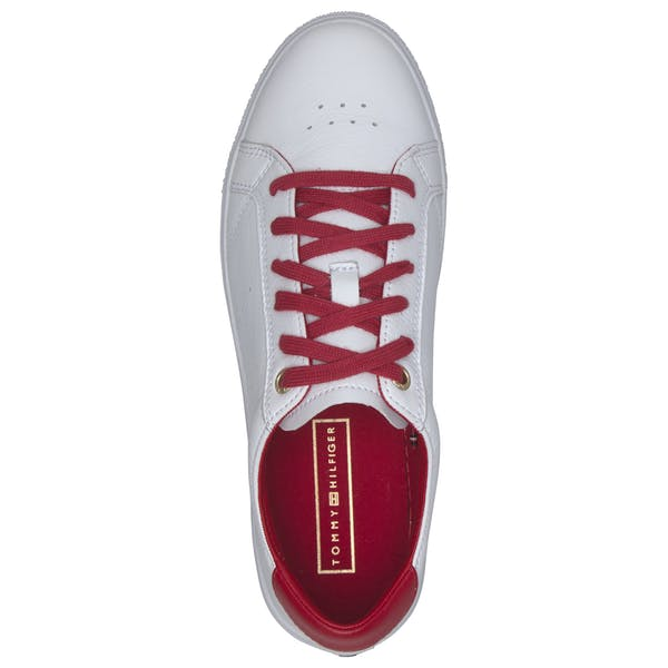Tommy Hilfiger Tommy Lace Up Casual Damen Laufschuhe