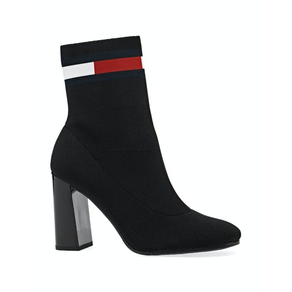 Tommy Hilfiger Sock Heeled Damen Stiefel