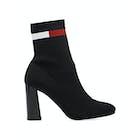 Tommy Hilfiger Sock Heeled Women's Boots