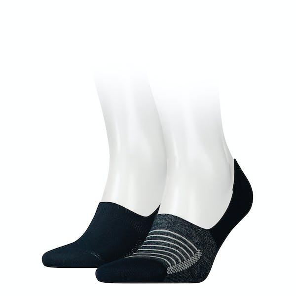 Levi's 168 Low Rise Vintage Stripe 2 Pack Socks