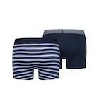 Caleçons Levi's Spacedye Stripe 2 Pack