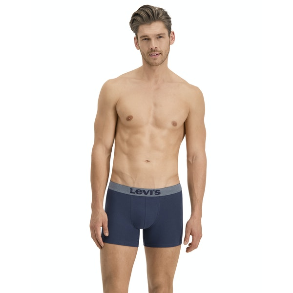 Boxer Levi's Spacedye Stripe 2 Pack