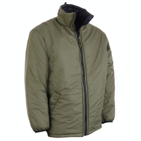 Snugpak Sleeka Reversible Jacket - Olive And Black
