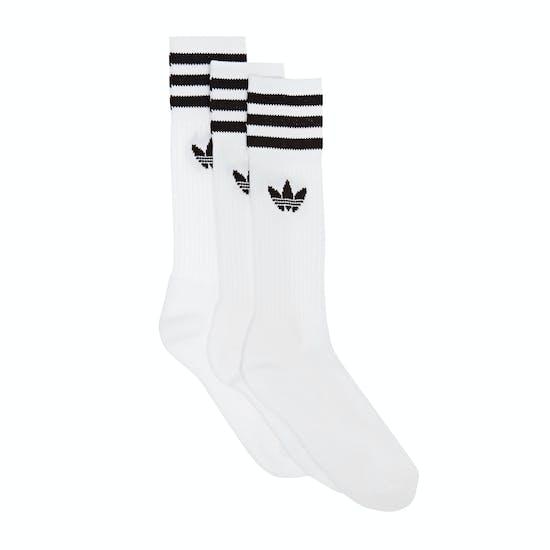 Adidas Originals Solid Crew Socks