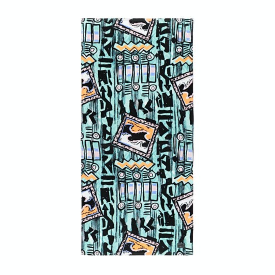 Billabong Waves Mens Beach Towel