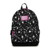 Superdry Print Edition Colour Change Montana Womens Backpack - Black