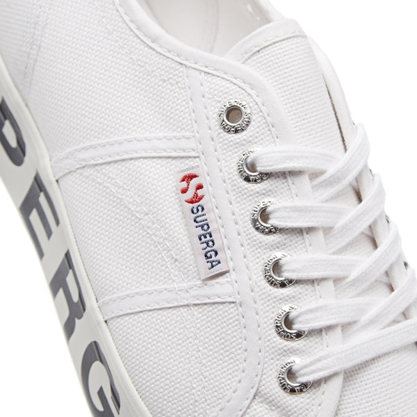 Superga 2790 Cotw Outsole Lettering Shoes