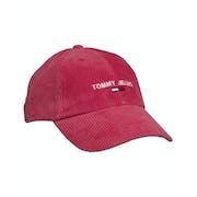 Tommy Jeans Sport Cap Corduroy Women's Cap