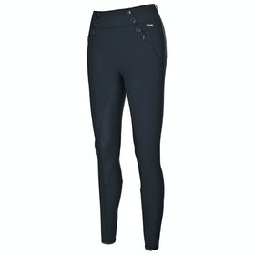 Riding Breeches Femme Pikeur Aiyana Grip - Dark Grey