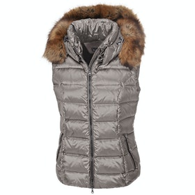 Pikeur Alice Ladies Gilet - Silver Grey
