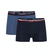 Tommy Hilfiger 2 Pack Printed Trunk Boxer Shorts