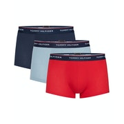 Tommy Hilfiger 3 Pack Low Rise Trunk Boxer Shorts