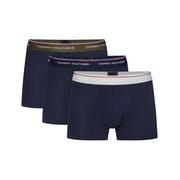 Caleçons Tommy Hilfiger 3 Pack Waist Band Trunk