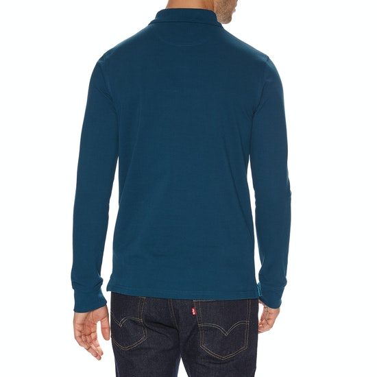 Timberland Ls Millers Polo Shirt