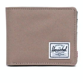 Herschel Roy RFID Wallet - Pine Bark/black