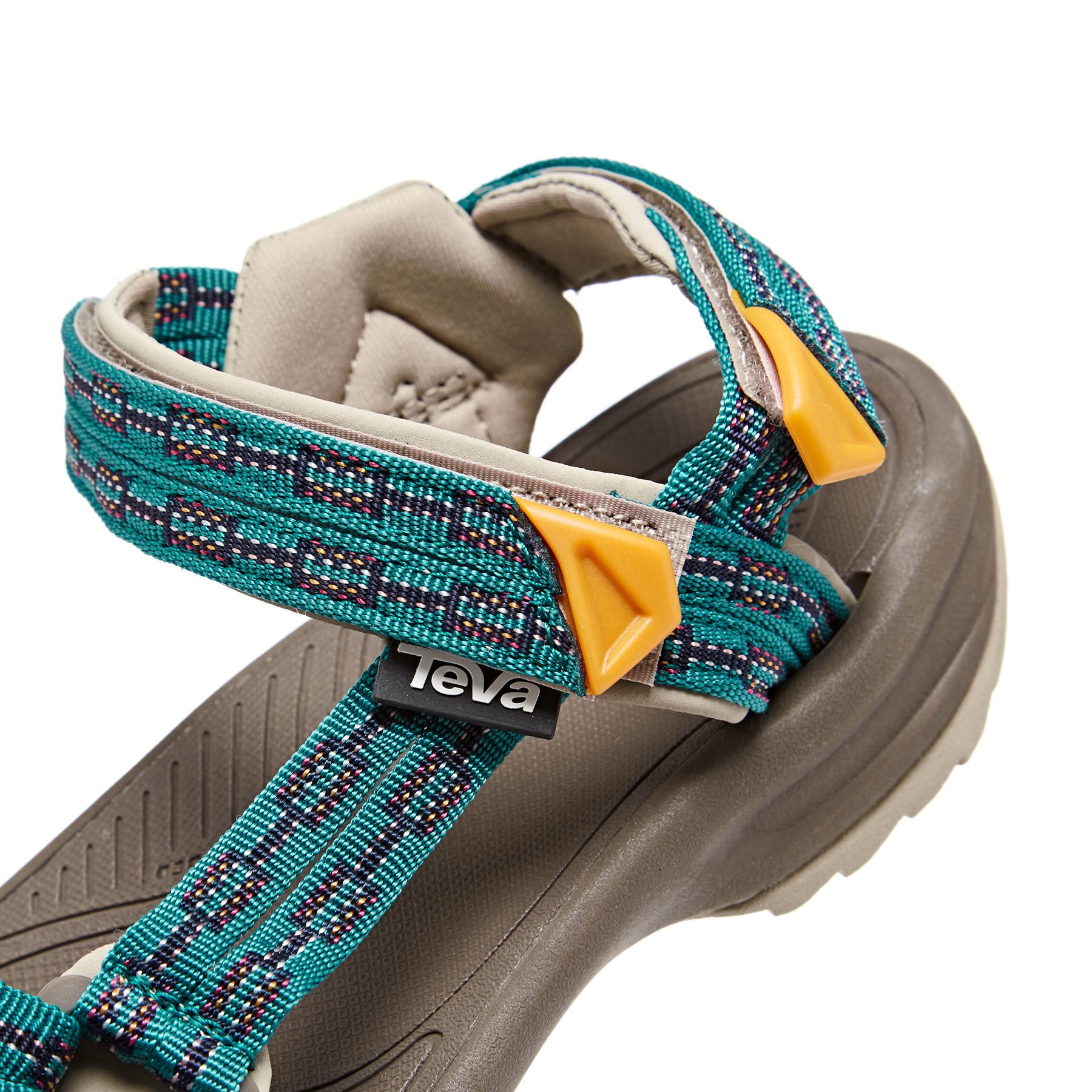 Teva Terra Fi Lite Dames Sandalen beschikbaar bij Surfdome