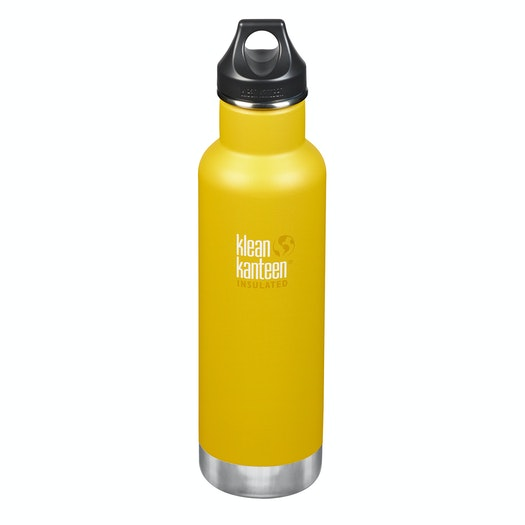 Klean Kanteen Insulated Classic 592ml (w/loop Cap) Water Bottle