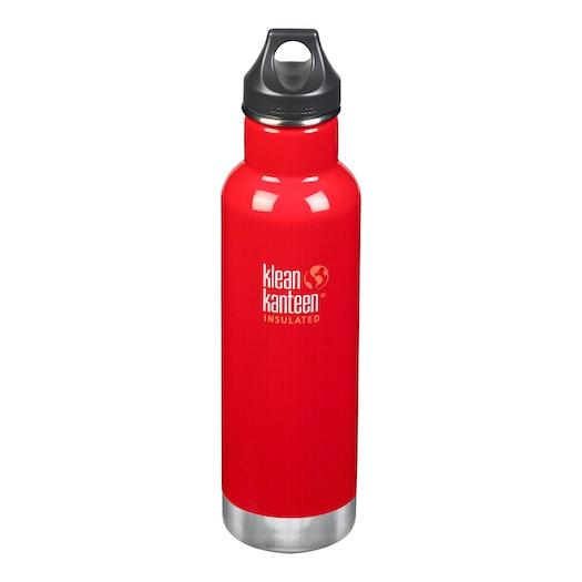 Klean Kanteen Insulated Classic 592ml (w/loop Cap) Water Bottle