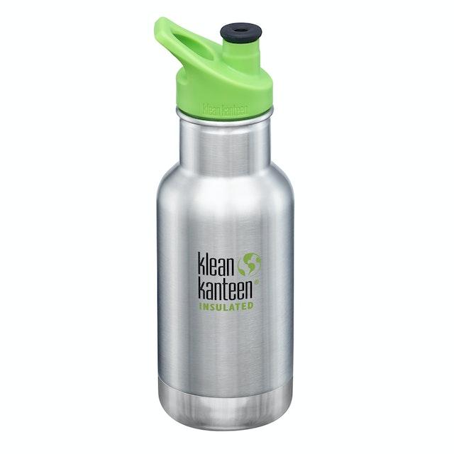 Klean Kanteen Insulated Kid Classic 355ml (w/kid Sport Cap) Flasche