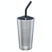 Klean Kanteen Insulated Tumbler 473ml (w/straw Lid) Water Bottle