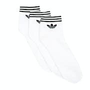 Calcetines Adidas Originals Trefoil Ankle Stripe