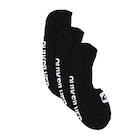 Quiksilver 3 Pack Liner Socks