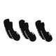 Quiksilver 3 Pack Liner Fashion Socks