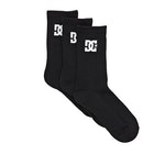 DC SPP Crew 3 Pack Socks