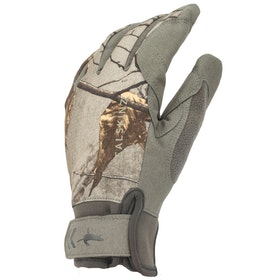 Sealskinz Waterproof All Weather Camo Gloves - Realtree Xtra Beige