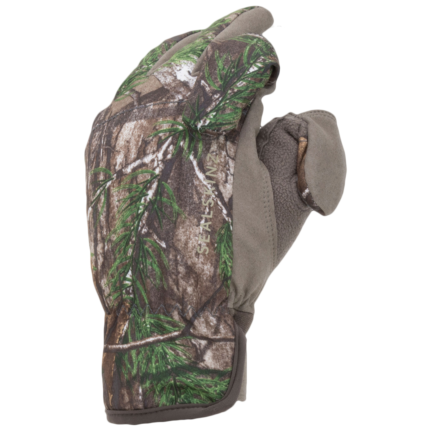 Sealskinz Waterproof Camo Sporting Gloves