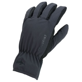 Sealskinz Waterproof All Weather Lightweight Gloves - Black