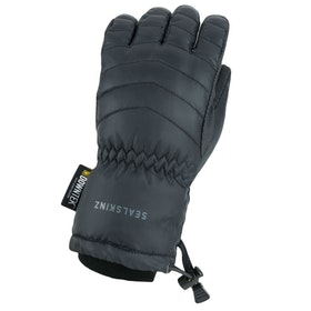 Sealskinz Waterproof Extreme Cold Weather Down Gloves - Black