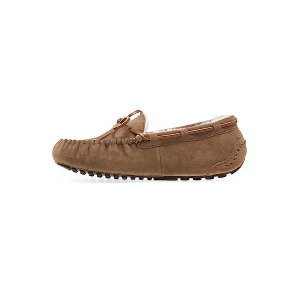 Country Attire Moccasin Damen Pantoffeln