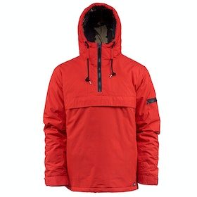 Dickies Belspring Windproof Jacket - Fiery Red