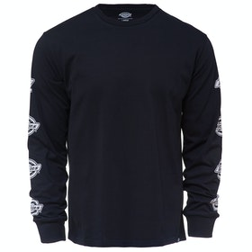 Dickies Dorton Long Sleeve T-Shirt - Black