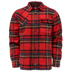 Dickies Prestonburg Shirt - Red