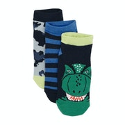 Joules Eat Feet Shorty Boys Socks
