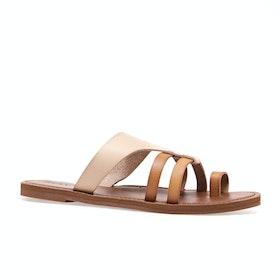 Sandales Femme Roxy Pauline - Tan