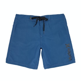 Hurley One & Only Supersuede 16in Boardshorts - Mystic Navy