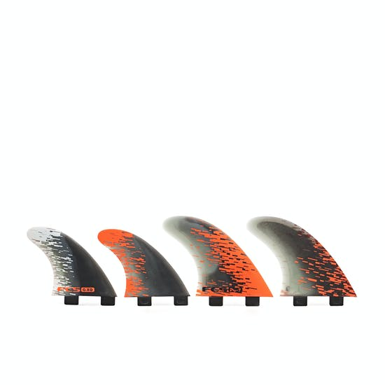 FCS Performance Core 7 Quad Fin